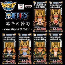 ONE PIECE WCF World Collectable Figure CHILDREN'S DAY Complete set