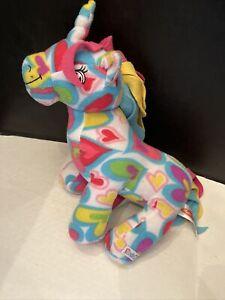 Melissa And Doug Plush Unicorn Plushalicious Hearts 16 Inch Stuffed Animal