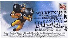 2016, Rocky Bleier, Pittsburgh Steeler, Purple Heart, Monroeville PA,  16-088