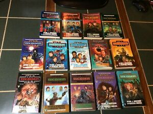 Complete Set of 14 Star Wars Young Jedi Knights Books 1-14 EXCELLENT