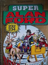 Raccolta ORO Alan Ford n°78  comprende nr 232-233-234 [G281]