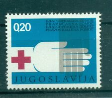 CROCE ROSSA - RED CROSS YUGOSLAVIA 1975 Charity Stamp