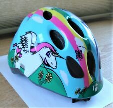Bontrager Childs Little Dipper Unicorn Bicycle Helmet... Size Small