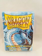 Dragon Shield Protective Card Sleeves Blue 100ct