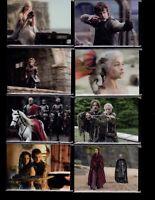 Game of Thrones Valyrian Steel  L1 thru L18 Lenticular card set