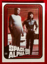 SPACE / ALPHA 1999 - MONTY GUM - Card #15 - Netherlands 1978