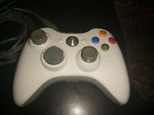 Xbox 360 Controller originale PARI NUOVO filo FEMMINA cablato PER USB ADATTABILE