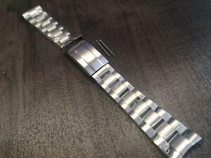 20mm Oyster Stainless Steel Bracelet Watch Strap fits ROLEX GMT / Submariner