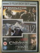 Películas en DVD y Blu-ray Terminator DVD