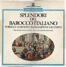 SPLENDORI DEL BAROCCO ITALIANO # ORCHESTRA DA CAMERA JEAN-FRANCOIS PAILLARD