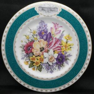 Minton, RHS 1994 Chelsea Flower Show Springtime Plate