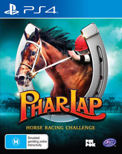 Phar Lap Horse Racing Challenge PS4 Game NEW