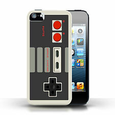 Stuff4 Phone Case/back Cover for Apple iPhone SE /games Console Nintendo Classic