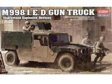 ACADEMY 1:35 M998 Improvised  Explosive  Devices GUN TRUCK 13405