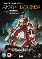 Bruce Campbell Vs Army Of Darkness DVD Nuovo DVD (OPTD1364)