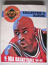 MANCOLISTA cards NBA Upper Deck Collector's Choice 94-95 Serie1