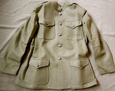 WWI US ARMY WOOL INFANTRY M1917 COMBAT FIELD TUNIC JACKET-LARGE 42R-44R