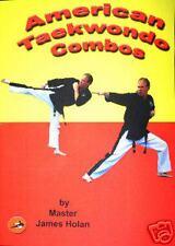 Taekwondo Combos by Master Holan Dvd / Video karate