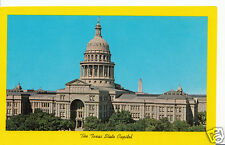 America Postcard - The Texas State Capital    A6122