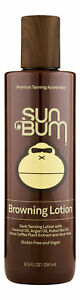 Sun Bum Natural Browning Lotion 8.5 oz 250 ml. Self Tanner