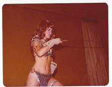 LOT 3: vintage original WENDY PINI color photo from the 1976 San Diego Comicon.