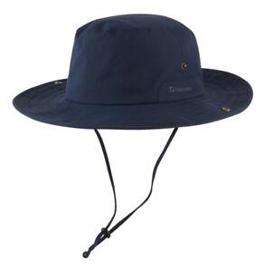 L//XL TREKMATES Blackden Waterproof Walking Hat Dark Olive