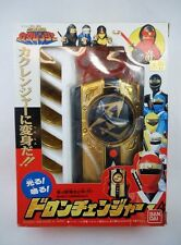 '94 Bandai Japan Sentai Kakuranger NMIB Doron Changer MMPR Power Rangers Morpher