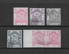 Colony Used Victorian (1840-1901) North Bornean Stamps