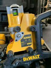 DEWALT DW073 Rotary Laser Level in Hard Case