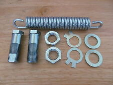 99-9949 1966on TRIUMPH T90 T100 500cc CENTRE STAND SPRING & BOLT FIXING KIT