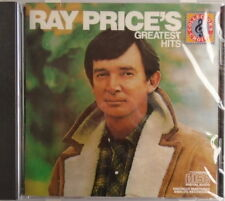 RAY PRICE - CD - Greatest Hits - BRAND NEW