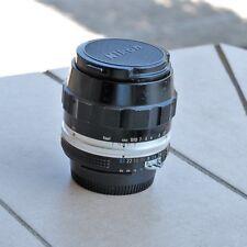 Nikkor 55mm Micro F/ 3.5 AI Nikon Nippon Manual Focus Lens