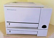 HP LaserJet 2100 laser Printer used w/power cord