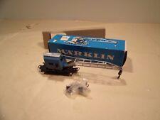 Marklin HO Scale Crane Truck - Car W/ Boom Support  #4611 W/OB & Insert NIB NEW