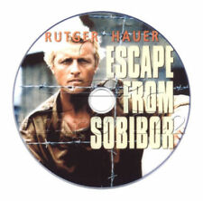 Escape from Sobibor (1987) Rutger Hauer - Drama, History, War Movie on DVD