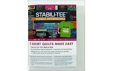 """New listing C&T Stabili-Tee Fusible Interfacing 60""""x72"""""""