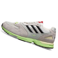 ADIDAS MENS Shoes ZX 4000 - Light Brown, Grey & Silver - EE4766