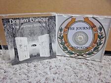 DREAM DANCER Journey Unfolds 1994 Latin new age Carlos Gonzalez flute & recorder