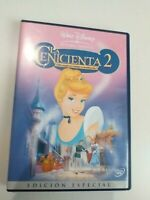 Dvd  la cenicienta 2  wallt disney