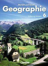 Geographie. Mensch und Raum 6. Schülerbuch. Hauptschule,...   Buch   Zustand gut