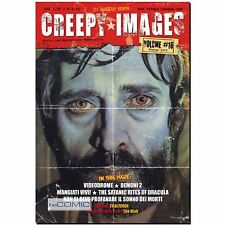 Creepy image volume 16 Horror and exploitation Memorabilia magazine 70er NOUVEAU LP