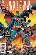 BATMAN/SUPERMAN #13 75TH ANN CVR (DC NEW 52)