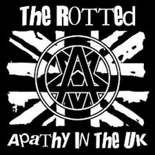 "THE ROTTED - Apathy In The UK Ltd. 7""EP"
