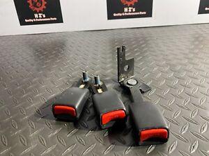 JEEP GRAND CHEROKEE SRT 2011-2020 6.4L OEM REAR SEAT BELT BUCKLES BUCKLE 60K