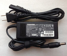 Original Genuine OEM Toshiba AC Adapter Cord/Charger Satellite C55T-A5247 Laptop