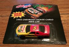 1995 Kellogg's Racing Chevy Chevrolet Monte Carlo Mini Car Collectible Edition