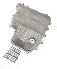2008-2010 PORSCHE CAYENNE (957) 4.8L V8 ENGINE MOTOR OIL FLUID ALUMINUM PAN SUMP