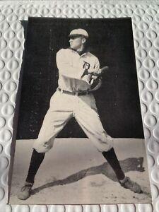 Ty Cobb Photo Post Card