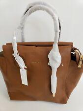 NWT Michael Kors Handbag Satchel Mercer  Leather Luggage MSRP $328 30H6GM9S3L