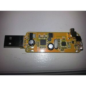 Radio, TV and SDR USB Dongle RTL2832U and R820T Tuner,MCX, free delivery